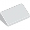 LEGO Roof Tile 1 X 2 X 2/3, Abs