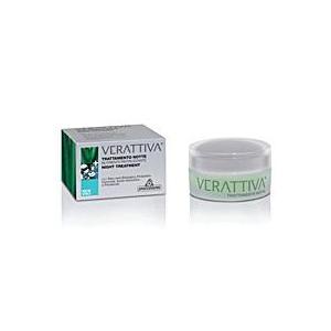 Verattiva Viso Baktériumos, öregedés elleni tápláló éjszakai krém 50 ml