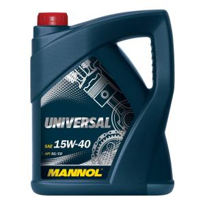 Mannol Universal 15W-40 5 L