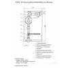 KSZL-40 Fali Gáznyomásszabályzó állomás (KHS-40)