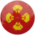 BergHOFF Kacsa Seriff tányéralátét