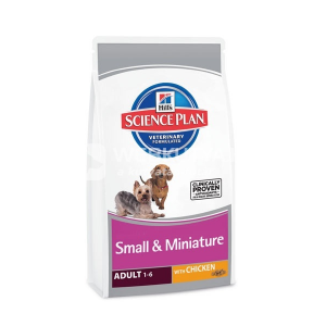 Hill's SP Canine Adult Small&Miniature Chicken 0 3 kg