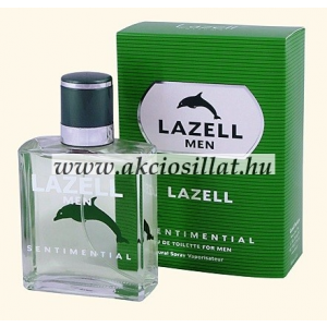 Lazell Sentimental Men EDT 100 ml