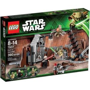 LEGO Star Wars - Párbaj a Geonosis bolygón 75017
