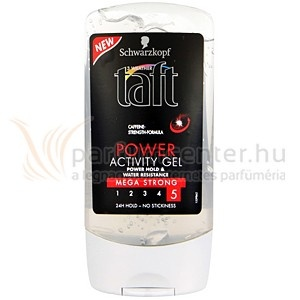 Schwarzkopf Taft Power Activity Hajzselé 150 ml