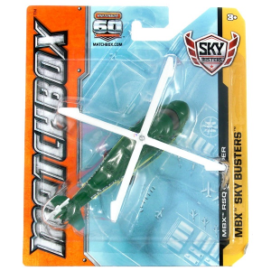 Matchbox - MBX RSQ Chopper helikopter