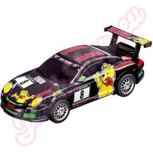 Carrera Carerra Go! Porsche GT3 HARIBO Racing pályaautó