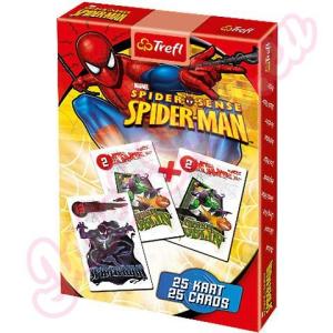 Trefl Pókember - Fekete Péter kártyajáték - Trefl