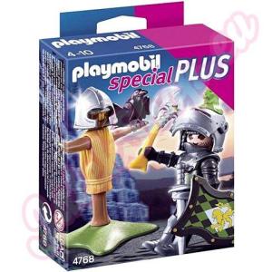 Playmobil Tornára készülő Oroszlánszív - 4768