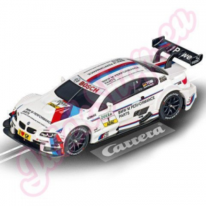 Carrera Go!: BMW M3 DTM 1/43-as pályaautó