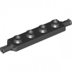 LEGO Bearing Plate 1X4, Double