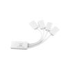 Ewent sokoldalú 4 portos USB-elosztó