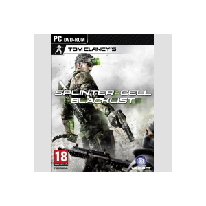 Ubisoft Splinter Cell Blacklist PC