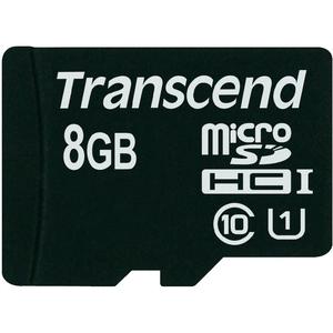Transcend microSDHC 8GB Class 10 UHS-I