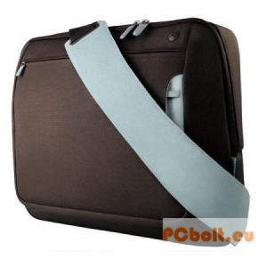"Belkin Notebook táska Messenger 17"" Brown/Blue"