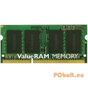 Kingston 4GB DDR3 1333MHZ SODIMM SR X8