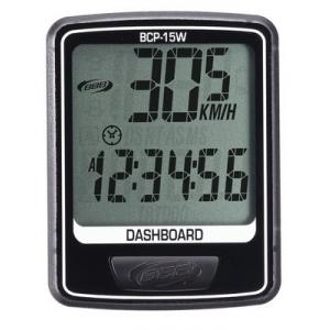 """BBB Vezeték nélküli kilométeróra """"DashBoard"""" 10 funkciós"""