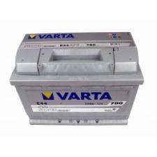 Varta Silver Dynamic akkumulátor 12v 77ah jobb+ autó akkumulátor