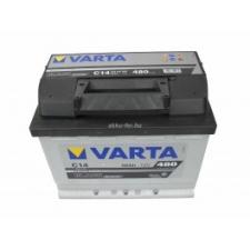 Varta Black Dynamic akkumulátor 12v 56ah jobb+ autó akkumulátor