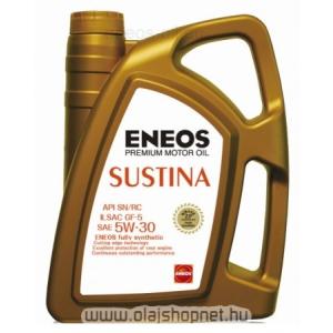 ENEOS SUSTINA 5W30 4 Liter Motorolaj