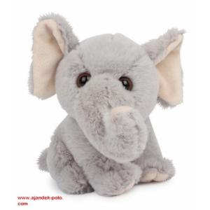 Elefánt Elemér plüss gyermek ajándék.