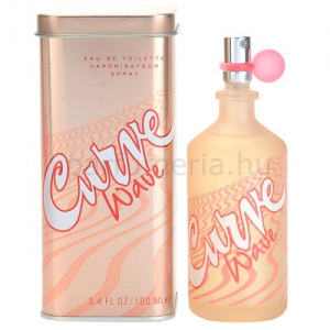 LIZ CLAIBORNE Curve Wave EDT 100 ml
