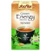Yogi tea Yogi zöld tea - Zöld energia