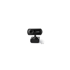 ACME Realistic mikrofonos fekete webkamera