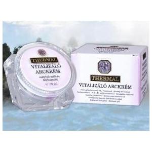 Thermál Vitalizáló arckrém - 50 ml