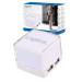 LogiLink Kocka USB2.0 4-Portos HUB, fehér