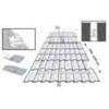 Ariston Felszerelő készlet ferde tetőre 2 kollektorhoz CF 2.0