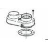 FÉG Szétválasztó elem, kondenzvíz gyűjtővel [80/80]