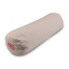 Bio Prána párna Bio tönkölyhéj párna, 70x22 cm yoga henger, jóga párna, 100% pamut belső huzattal (csak párna)