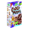 Bio Martin Evers Bio müzli alap, Choco Moons Bio csokoládés pehely 375 gr (B3GR-2505)