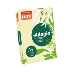 REY Adagio 80g A4 pasztell sárga 500db