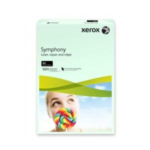 Xerox Symphony 160g A4 pasztell világosszöld 250db