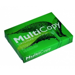 MULTICOPY Original White 80g A4 500db