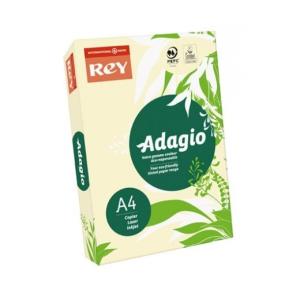 REY Adagio 80g A4 pasztell csontszín 500db