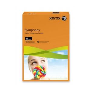 Xerox Symphony 160g A4 intenzív narancs 250db