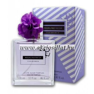 Cote Azur Highline Fresh women EDP 100 ml