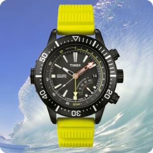 Timex T2N958 (Mélységmérő) FÉRFI ÓRA+ (EXTRA AJÁNDÉK)