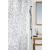 Spirella 10.08183 Blatt zuhanyfüggöny, fehér