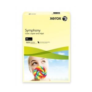 Xerox Symphony 160g A4 pasztell világossárga 250db