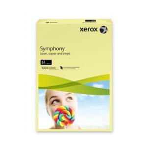 Xerox Symphony 80g A3 pasztell világossárga 500db