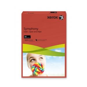 Xerox Symphony 160g A4 intenzív sötétpiros 250db