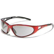 Zekler 101 füstszínű vörös metál védőszemüveg
