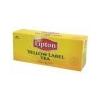 LIPTON Fekete tea, 25x2 g, LIPTON