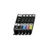 Canon PGI-550PGB Tintapatron Pixma iP7250, MG5450, 6350 nyomtatókhoz, CANON fekete, 15ml