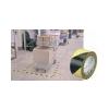 3M Ipari jelzõszalag, 50mm x 33m, 3M, sárga-fekete