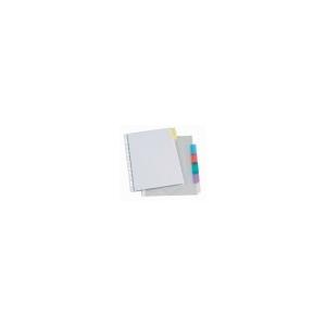 VIQUEL Genotherm, lefûzhetõ, jelölõfüles, A4, 90 mikron, víztiszta, 6 részes, VIQUEL
